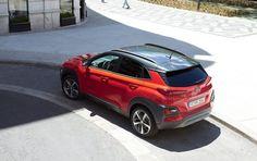 Hyundai Kona dimensions are similar to Mazda CX-3, Toyota C-HR, and Honda HR-V.
