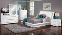 30 Inspiration Image of White Bedroom Set Furniture . White Bedroom Set Furniture The Dimora Upholstered Collection White Value City Furniture And