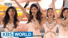 #2015 #KPopMusic #GirlsGenerations ~ Girls' Generation - Songs: PARTY & Lion Heart [2015 KBS Song Festival / 2016.01.23 https://youtu.be/akcRI7ycW5E