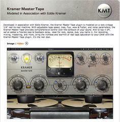 Waves Kramer Master Tape