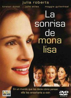 La sonrisa de Mona Lisa (2003) EEUU. Dir: Mike Newell. Drama. Comedia. Educación. Feminismo - DVD CINE 2317