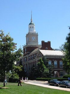 Oh Howard We Sing of Thee...(Howard University) Received my B.S. (Psychology) in '98 and Masters of Social Work '05