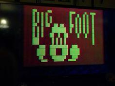 Bigfoot Family Rescue! A New Atari 2600 Game?!