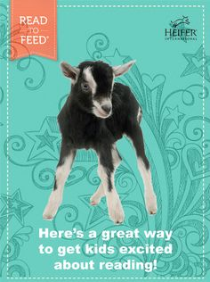 Download FREE resources you need to bring Read to Feed into your classroom! Learn more at heifer.org.