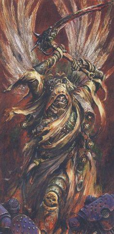 Mortarion, Daemon Prince of Chaos