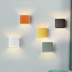 Wall Decoration Ideas - Unique and Inspiring Wall Decor Solutions Corridor Lighting, Wall Sconce Lighting, Wall Sconces, Led Wall Lamp, 5 W, Modern Bedroom, Bedroom Wall, Wall Colors, Wall Lights