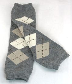 Argyle baby boy legwarmers (bought these - very cute, esp for the price - 4 pairs for $12)