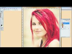 PS Photoshop Tutorial | a very simple *pink* VINTAGE EFFECT for your pictures #maxrambaldi