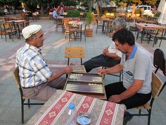 Table în Turcia