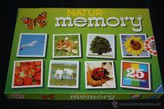juego educativo de educa - natur memory. comple - Comprar Juegos educativos antiguos en todocoleccion - 45199179