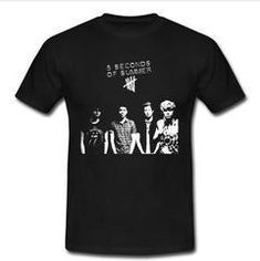 5 Seconds Of Summer Band T-Shirt