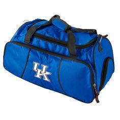 NCAA Kentucky Wildcats Athletic Duffel