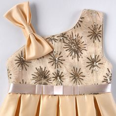high-end European and American girls dresses Children's baby multi-process sequin embroidery fireworks elegant dress Cute Little Girl Dresses, Girls Formal Dresses, Girls Party Dress, Baby Dress, American Girl Dress, American Girls, Elegant Girl, Spandex Dress, Wedding Bridesmaid Dresses