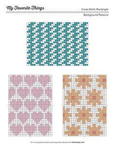 MFT Printable Resources | Cross-Stitch Printables |