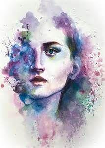 watercolor hijab - - Yahoo Image Search Results
