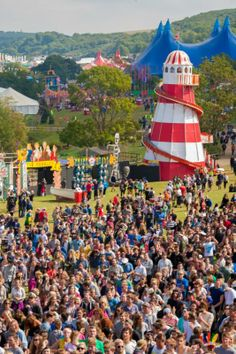 Bestival September 4 - 7, 2014,  Isle of Wight, UK - You'll hear a mix of EDM, indie, soul, funk and pop at Bestival, and the entire event is famous for Josie's personal touch in elaborate stage designs, festival grounds and individual events.
