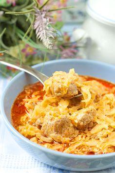 Капуста тушеная с мясом. Рецепт приготовления тушеной капусты с мясом