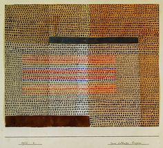 Zwei betonte Lagen (Two Emphasized Layers), 1932 Paul Klee Klimt, Paul Klee Art, Wassily Kandinsky, Aboriginal Art, Mark Making, Pattern Art, Textures Patterns, Abstract Art, Abstract Paintings