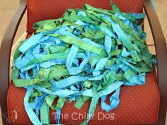 Tutorial: How to make rag yarn from old bed sheets