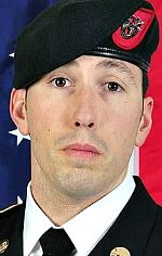Army MSG Peter A. McKenna Jr, 35, of Bristol, Rhode Island. Died August 8, 2015, supporting Operation Freedom's Sentinel. Assigned to 1st Battalion, 7th Special Forces Group, Eglin Air Force Base, Florida. Died of wounds inflicted when hit by enemy small arms fire during an enemy attack in Kabul, Afghanistan.