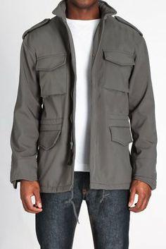 Soft Shell Tactical M-65 Jacket - Rothco - Coats + Jackets : JackThreads