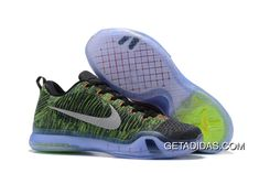 cheap for discount a1c27 58f4e Nike Zoom Kobe10Flyknit Grey Grass Green Red TopDeals, Price   90.19 -  Adidas Shoes,Adidas Nmd,Superstar,Originals