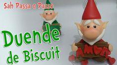 "DUENTE "" eu te desejo "" em Biscuit - Sah Passa o Passo - YouTube"