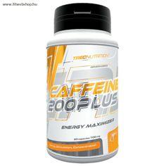 Fitwebshop.hu - Caffeine 200 Plus - Trec Nutrition