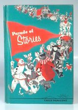 Vintage 1961 Child Horizons Parade Of Stories Book Short Story Collection
