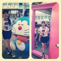 #doraemon #hkig #igers #snapshot #door #happy #hkgirl #crowd #852 #tsimshatsui #hongkonger - @karennggggg- #webstagram