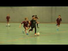 Hallenfußballturnier SV Schermbeck - YouTube