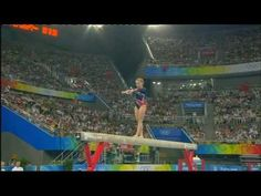 I love this routine. So glad she got gold): OMG one of the dance moves she did is in my routine! Freakin out!
