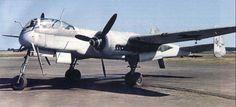Heinkel He 219 Uhu fighter.