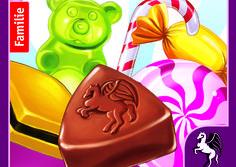 Kurzrezension zu Candy Match von Pegasus
