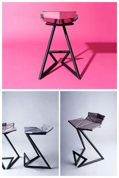 THE 'Z'ENITH OF CHAIR DESIGN | READ FULL STORY AT YANKO DESIGN