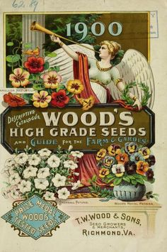 Descriptive catalogue : Wood's high grade seeds...