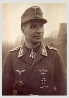 Oberfeldwebel Ludwig Bellof (1918-1965) -- RK: 28-1-45 Flugzeugführer 1./Nacht Schlacht Gruppe 3