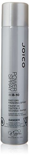 Introducing Joico Finishing Spray Powerspray Fast Dry 9 Fluid Ounce. Great Product and follow us to get more updates!