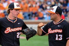 Andrew Moore and Jake Rodriguez