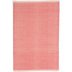 Our best-selling herringbone woven cotton rugs just got even better! In a cool coral hue, this classic pattern is the perfect way to perk up bedrooms, hallways, stairs, and more.   Made to coordinate with  coral  duvet covers, sheet sets, shams, pillowcases, decorative pillows, and throws from Pine Cone Hill.