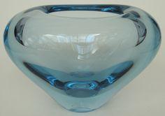 Holmegaard Menuet vase