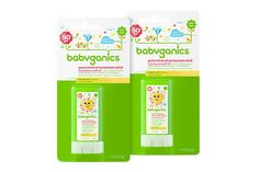 d56aee390 Babyganics Mineral-Based Baby Sunscreen Stick Sunscreen For Sensitive Skin
