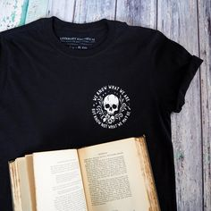 Ophelia T-Shirt Shakespeare's Heroines Collection
