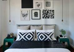 通往花園的臥室,以自然舒適為主題,澳洲線上居家雜誌Adore Home 4/5月號