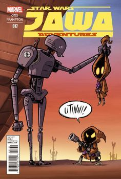"""""""Jawa Adventures"""" is a comic series that doesn't exist… yet! But if you'd like to see a series like this on the comic shop stands, if you want to help make it a realit. Star Wars Comics, Star Wars Rpg, Star Wars Humor, A Comics, Star Wars Facts, Star Wars Drawings, Graffiti Wallpaper, Nerd Art, Star Wars Pictures"""