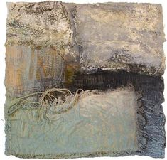 Christopher Wood. Great textural painting!