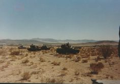 US California National Guard M60A3 TTS.