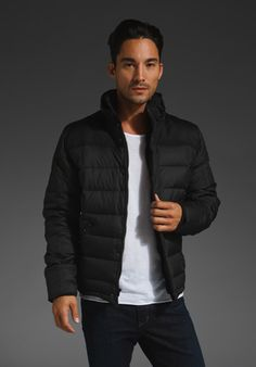 SPIEWAK Robinson Jacket in Black at Revolve Clothing - Free Shipping! $189