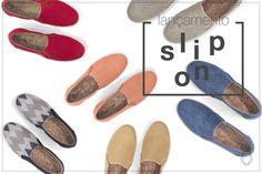 slip on | fácil de calçar e trend da estação!
