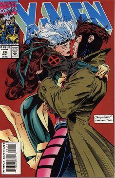 Andy Kubert, Rogue, Gambit, X-Men